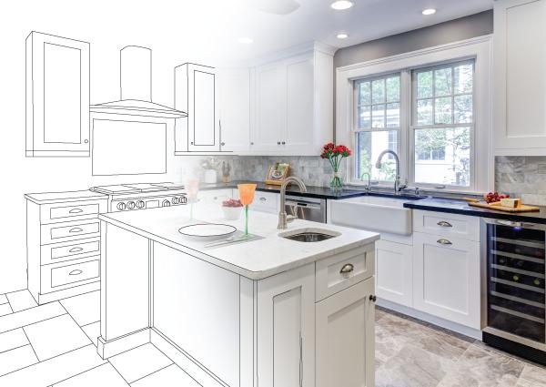 The Five Steps to a Kitchen Remodel - RI Kitchen & Bath