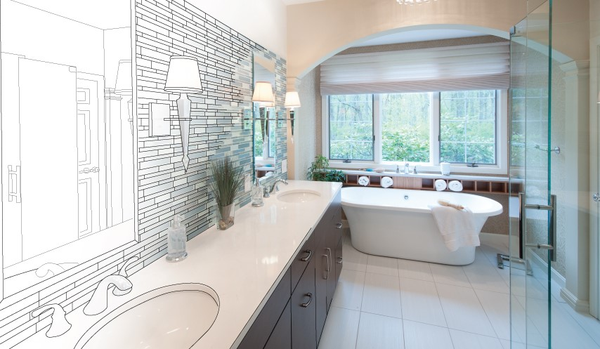 Bathroom Renovation Why And Where To Begin A Remodel - Where to start bathroom renovation