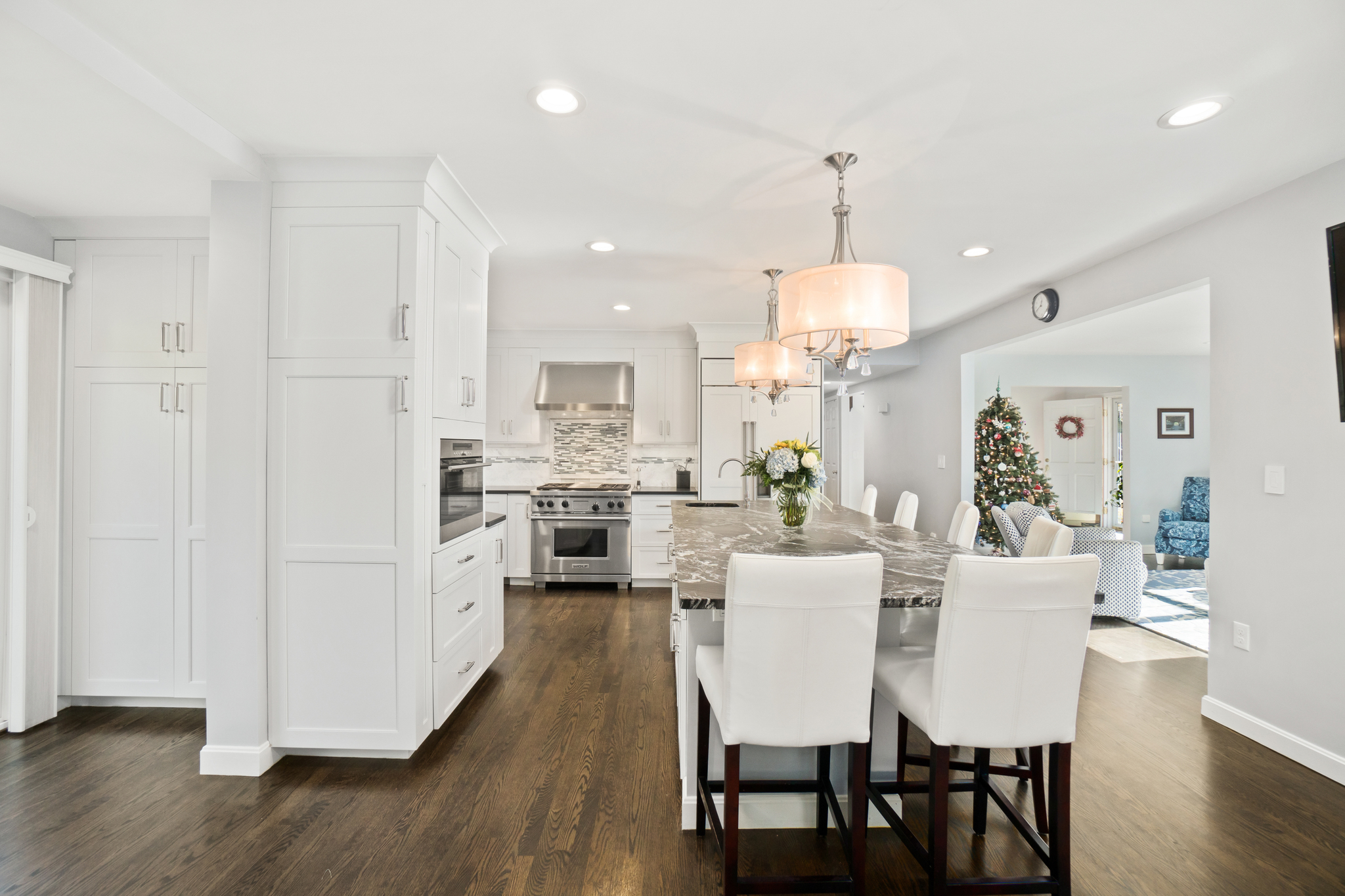 Open Kitchen Floor Plan